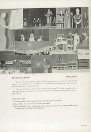 Page 13, 1951 Edition, Logan High School - Aerial Yearbook (Logan, OH) online yearbook collection