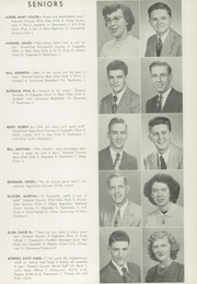 Page 17, 1951 Edition, Logan High School - Aerial Yearbook (Logan, OH) online yearbook collection