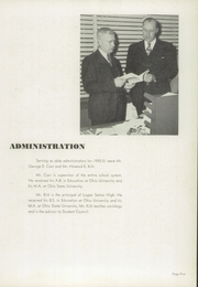 Page 9, 1951 Edition, Logan High School - Aerial Yearbook (Logan, OH) online yearbook collection