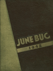 Page 1, 1942 Edition, East Technical High School - June Bug Yearbook (Cleveland, OH) online yearbook collection