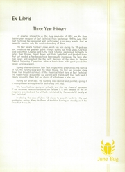 Page 13, 1952 Edition, East Technical High School - June Bug Yearbook (Cleveland, OH) online yearbook collection