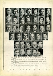 Page 12, 1938 Edition, East High School - Crucible Yearbook (Columbus, OH) online yearbook collection
