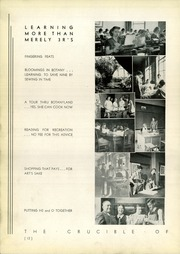 Page 14, 1938 Edition, East High School - Crucible Yearbook (Columbus, OH) online yearbook collection