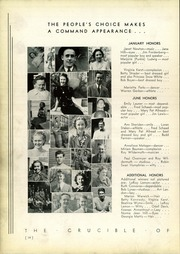 Page 16, 1938 Edition, East High School - Crucible Yearbook (Columbus, OH) online yearbook collection