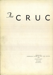 Page 4, 1938 Edition, East High School - Crucible Yearbook (Columbus, OH) online yearbook collection