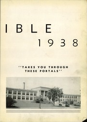 Page 5, 1938 Edition, East High School - Crucible Yearbook (Columbus, OH) online yearbook collection