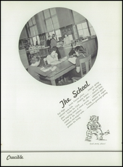 Page 11, 1939 Edition, East High School - Crucible Yearbook (Columbus, OH) online yearbook collection