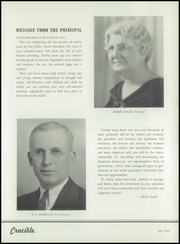 Page 13, 1939 Edition, East High School - Crucible Yearbook (Columbus, OH) online yearbook collection