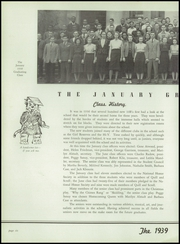 Page 16, 1939 Edition, East High School - Crucible Yearbook (Columbus, OH) online yearbook collection