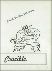 Page 7, 1939 Edition, East High School - Crucible Yearbook (Columbus, OH) online yearbook collection
