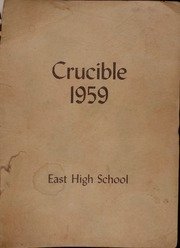 Page 1, 1959 Edition, East High School - Crucible Yearbook (Columbus, OH) online yearbook collection