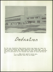 Page 9, 1953 Edition, Vermilion High School - Log Yearbook (Vermilion, OH) online yearbook collection