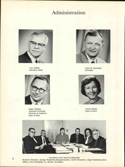 Page 12, 1965 Edition, Vermilion High School - Log Yearbook (Vermilion, OH) online yearbook collection