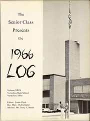 Page 7, 1966 Edition, Vermilion High School - Log Yearbook (Vermilion, OH) online yearbook collection