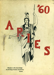 Page 1, 1960 Edition, Whitehall Yearling High School - Aries Yearbook (Whitehall, OH) online yearbook collection