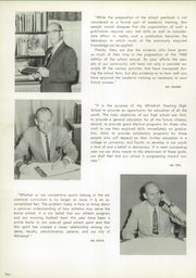 Page 14, 1960 Edition, Whitehall Yearling High School - Aries Yearbook (Whitehall, OH) online yearbook collection