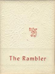 1955 Edition, Trotwood Madison High School - Rambler Yearbook (Trotwood, OH)