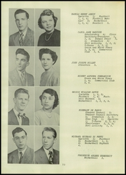 Page 14, 1951 Edition, Mayfield High School - Mayfielder Yearbook (Mayfield, OH) online yearbook collection