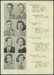 Page 16, 1951 Edition, Mayfield High School - Mayfielder Yearbook (Mayfield, OH) online yearbook collection