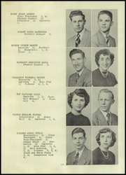 Page 17, 1951 Edition, Mayfield High School - Mayfielder Yearbook (Mayfield, OH) online yearbook collection