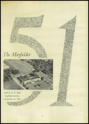 Page 5, 1951 Edition, Mayfield High School - Mayfielder Yearbook (Mayfield, OH) online yearbook collection
