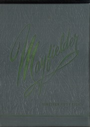 Mayfield High School - Mayfielder Yearbook (Mayfield, OH) online yearbook collection, 1958 Edition, Page 1
