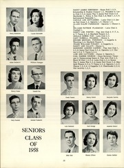 Page 14, 1958 Edition, Mayfield High School - Mayfielder Yearbook (Mayfield, OH) online yearbook collection