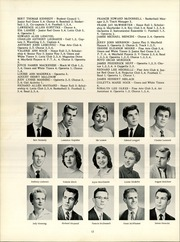 Page 16, 1958 Edition, Mayfield High School - Mayfielder Yearbook (Mayfield, OH) online yearbook collection