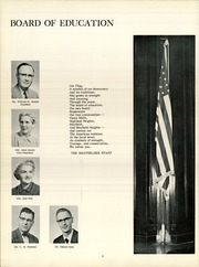 Page 8, 1958 Edition, Mayfield High School - Mayfielder Yearbook (Mayfield, OH) online yearbook collection