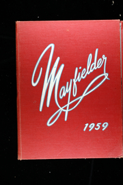 Page 1, 1959 Edition, Mayfield High School - Mayfielder Yearbook (Mayfield, OH) online yearbook collection