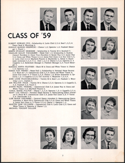 Page 11, 1959 Edition, Mayfield High School - Mayfielder Yearbook (Mayfield, OH) online yearbook collection