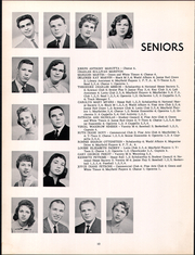 Page 14, 1959 Edition, Mayfield High School - Mayfielder Yearbook (Mayfield, OH) online yearbook collection