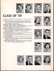Page 17, 1959 Edition, Mayfield High School - Mayfielder Yearbook (Mayfield, OH) online yearbook collection