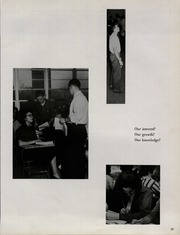 Page 17, 1962 Edition, Mayfield High School - Mayfielder Yearbook (Mayfield, OH) online yearbook collection