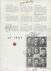 Page 17, 1937 Edition, Rocky River High School - Riverlet Yearbook (Rocky River, OH) online yearbook collection