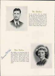 Page 16, 1949 Edition, Rocky River High School - Riverlet Yearbook (Rocky River, OH) online yearbook collection