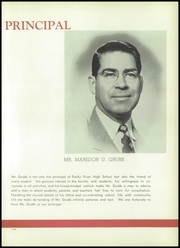 Page 13, 1953 Edition, Rocky River High School - Riverlet Yearbook (Rocky River, OH) online yearbook collection