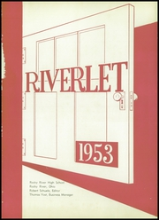 Page 5, 1953 Edition, Rocky River High School - Riverlet Yearbook (Rocky River, OH) online yearbook collection