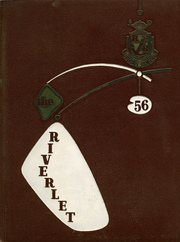 1956 Edition, Rocky River High School - Riverlet Yearbook (Rocky River, OH)