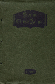 1925 Edition, Niles McKinley High School - Dragon Yearbook (Niles, OH)