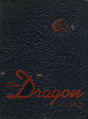 1940 Edition, Niles McKinley High School - Dragon Yearbook (Niles, OH)