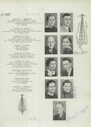 Page 13, 1937 Edition, Louisville High School - Mirror Yearbook (Louisville, OH) online yearbook collection