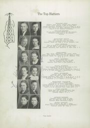 Page 16, 1937 Edition, Louisville High School - Mirror Yearbook (Louisville, OH) online yearbook collection