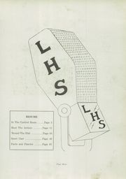 Page 7, 1937 Edition, Louisville High School - Mirror Yearbook (Louisville, OH) online yearbook collection
