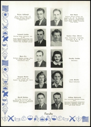 Page 10, 1943 Edition, Louisville High School - Mirror Yearbook (Louisville, OH) online yearbook collection