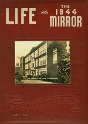 Page 1, 1944 Edition, Louisville High School - Mirror Yearbook (Louisville, OH) online yearbook collection