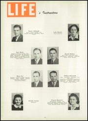 Page 10, 1944 Edition, Louisville High School - Mirror Yearbook (Louisville, OH) online yearbook collection