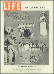 Page 5, 1944 Edition, Louisville High School - Mirror Yearbook (Louisville, OH) online yearbook collection