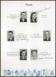 Page 12, 1945 Edition, Louisville High School - Mirror Yearbook (Louisville, OH) online yearbook collection