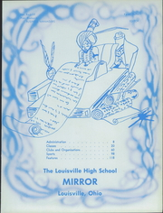 Page 7, 1959 Edition, Louisville High School - Mirror Yearbook (Louisville, OH) online yearbook collection